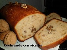 Receta de Plum-Cake de nueces y leche condensada