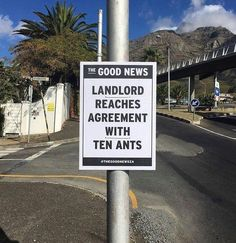 Landlord agreement with ten ants