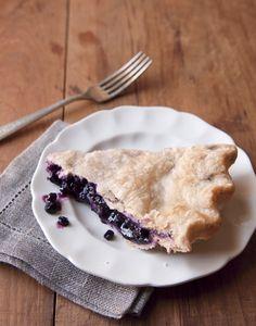 Best Cook: Prizewinning Blueberry Pie