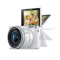 Um toque revivalista - High-Tech Girl   NX3000, da Samsung. Fotos de qualidade e selfies perfeitas