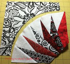 Paper Piecing with Debby Kratovil