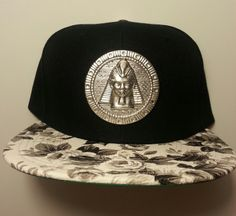 0cda2a29f33b0 Items similar to King Tut Snapback Styles to choose  on Etsy · New Era CapSnap  BacksCute HatsBadassSnapback ...