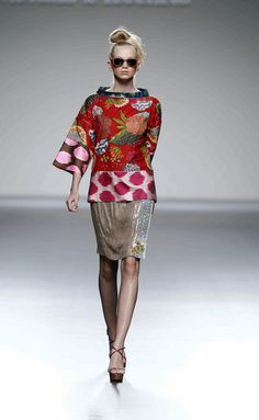 Victorio & Lucchino - Madrid Spring/Summer 2013