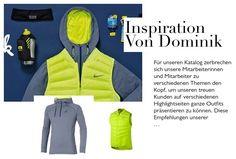 Inspiration von Dominik, Runningoutfit für den Winter #inspiration #running #outfit #dominikgefaellts #sporthausschuster #munich #marienplatz #schuster1913