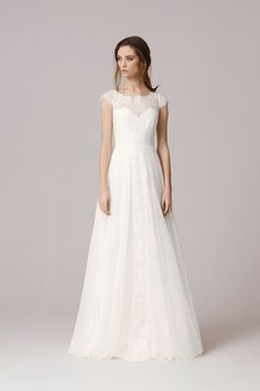 THEA WHITE Suknie Ślubne: Collection 2016