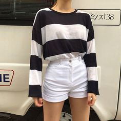 striped shirt | everyday outfit | casual outfit | fashion | #ootd