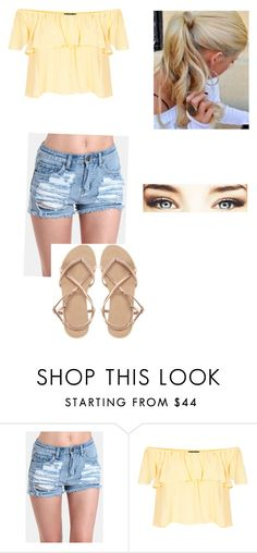 """""""Untitled #1147"""" by kellywuzhere ❤ liked on Polyvore featuring Topshop and ASOS"""