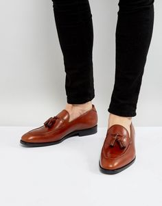 great fit 8272a 16968 Get this Ps By Paul Smith s loafers now! Click for more details. Worldwide  shipping. PS by Paul Smith Elgin Tassle Leather Loafer in Tan - Tan   Loafers by ...