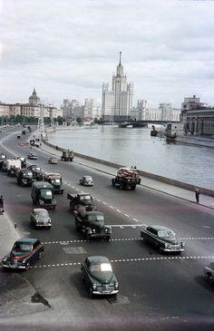 Москва 50-е