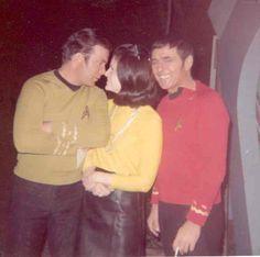 1968- William Shatner, Joan Winston, James Doohan