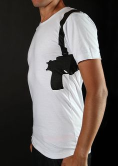 T Shirt Ideas: Gun Holster