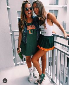 University of Miami Hurricanes pals.