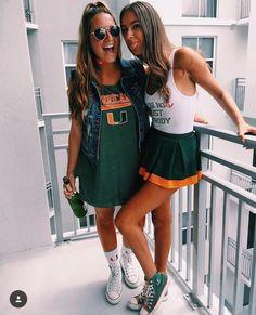 University of Miami Hurricanes pals.