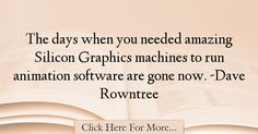 Dave Rowntree Quotes About Amazing - 2829