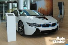 #BMW #i8 – the first look - #Automotive #News on #AutoTraderUAE  Read the full article: http://www.autotraderuae.com/news/bmw-i8-the-first-look/2790/