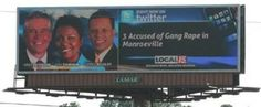 Three gang rapists.