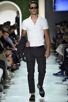 Michael Bastian Spring Summer 2016 Primavera Verano - #Menswear #Trends #Tendencias #Moda Hombre - New Yoek Fashion Week - Male Fashion Trends