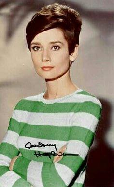 Audrey Hepburn what a beautiful actress.