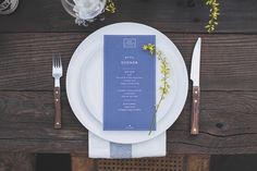 Backyard wedding inspiration full of easy elegance: http://www.stylemepretty.com/2014/07/04/a-kitchen-table-wedding/ | Photography: http://alixannlooslephotography.com/
