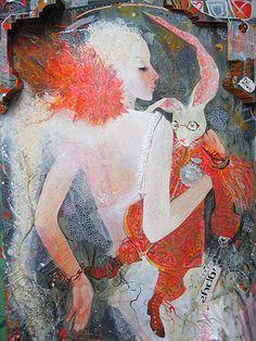 Yulia Luchkina, paintings2