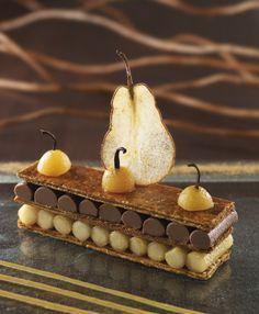 Gastronomique Dessert | dessert gastronomique poire
