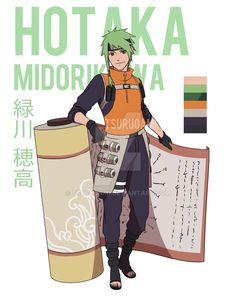 Hotaka Midorikawa by tsurugami