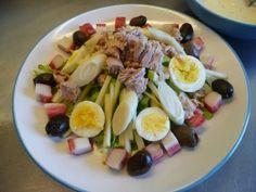 Show veraniego de ensaladas frescas   La Cocina de Viviana