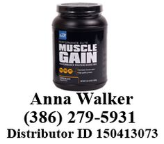 Advanced sports nutrition: Muscle Gain™ by #advocare. Build more lean muscle mass. Anna Walker | (386) 279-5931 advocare.com/150413073   advocare150413073.blogspot.com  #proteinshake #protein supplements #nutritional supplements