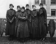 Hello Girls, US Army switchboard operators in WWI