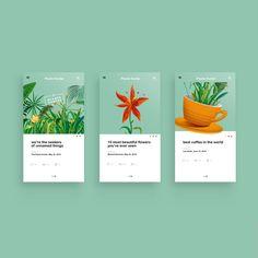 Plants Hunter by Ola Kusmider  app