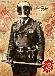 Mixed Media Painting Archives - Obey Giant