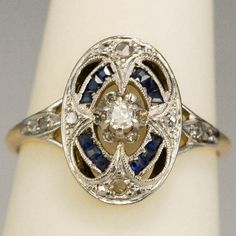 You are going to wear this? Yes or No? Antiques Jewelry