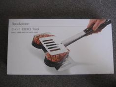 2-in-1 BBQ Tool by Brookstone . $22.00