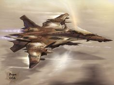 GOA Jet Concept Work Version2 by SkyerFox.deviantart.com on @deviantART
