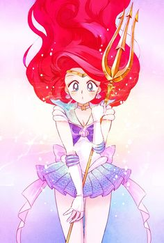15 Times Anime Style Artists Made Disney Characters Kawaii as F*ck