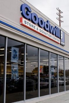 Goodwill, 7917 Beverly Boulevard (between Hayworth and Fairfax Avenues);