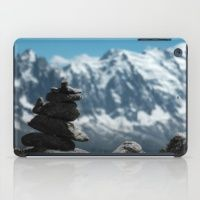 Path to happiness iPad Case