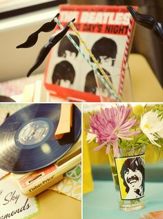Beatles Inspired Party (pt 1)