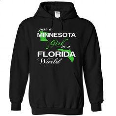 JustXanhLa002-021-Florida GIRL - silk screen #cat sweatshirt #green sweater