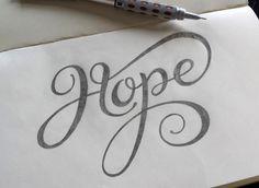 #lettering #handlettering #sketch #inabrush