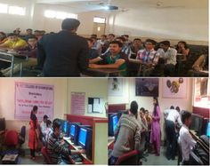 Conducting workshop in KIIT for developing computer skills and problem solving skills using C programming Language