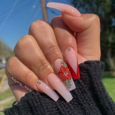 25 Elegant Nail Designs to Inspire Your Next Mani Bling Acrylic Nails, Aycrlic Nails, Best Acrylic Nails, Bling Nails, Swag Nails, Talon Nails, Stiletto Nails, Coffin Nails, Holiday Nails
