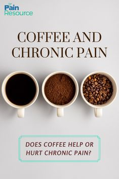 Does coffee hurt or help chronic pain? New research may give us a clue on the connection between coffee and chronic pain. Kundalini Yoga, Alternative Health, Alternative Medicine, Healthy Sugar Alternatives, Hurt Pain, Prevent Diabetes, Natural Health Remedies, Chronic Pain, Chronic Illness