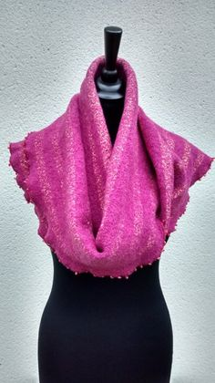 Wrap 1 - Cerise & lemon