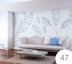 Wall Painting Decor, Diy Wall Art, Wall Decor, Baby Room Decor, Bedroom Decor, Simple Wall Paintings, Office Wall Graphics, Desing Inspiration, Rustic Wall Shelves
