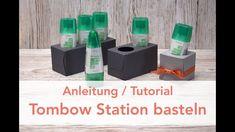 ✂️ Tombow Station basteln mit Produkten von Stampin' Up!