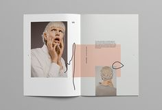 An editorial look book design for a fashion project inspired by futurist and modernist movements and aesthetics. - Pin Coffee An editorial look book design for a fashion project inspired by futurist and modernist movements and aesthetics. Editorial Design Layouts, Layout Design, Design De Configuration, Web Design, Design Ideas, Lookbook Design, Lookbook Layout, Mise En Page Portfolio, Portfolio Design