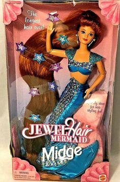 Brown//a Barbie DYX78 Hair Fair Set