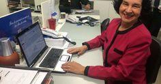 Idosa de 68 anos volta ao mercado de trabalho como corretora de imóveis