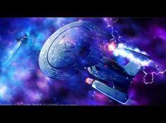 USS Enterprise - Star Trek Galaxies